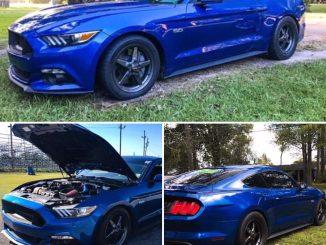 Mustang Monday! #racestarwheels #racerschooseracestarwheels #darkstars #92darkst...