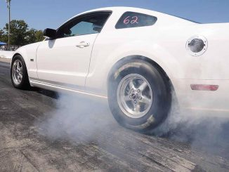 Who doesn't love a nice burnout! Mustangs were getting down at Mustang Week! Pho...