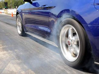 What do you do with your Race Star Wheels? Photo: Keith Keplinger #mustangweek #...
