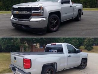 Here's one nice Silverado rocking our Truck Star Wheels!  #racestarwheels #racer...