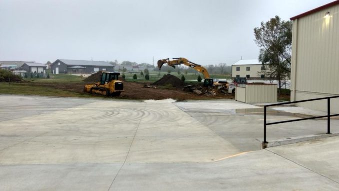 We're GROWING!! New building going up so we can bring you even more AWESOME whee...
