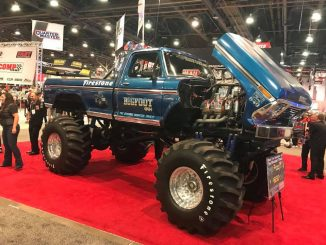 We're seeing some cool rides here at SEMA, and even though it doesn't have Race ...
