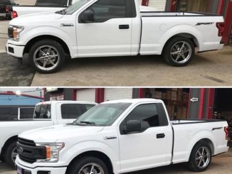 Another customer shot. Today it's from @jack_young_15 and it's his F150 sitting ...