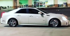 When everyone else in his area chose another brand for their Cadillac CTS-V, Ric...