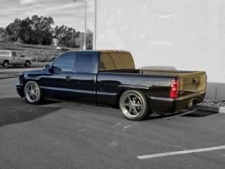 One SWEET Silverado rolling on Race Star Truck Stars! Owner: @chevy_boi_925 #rac...