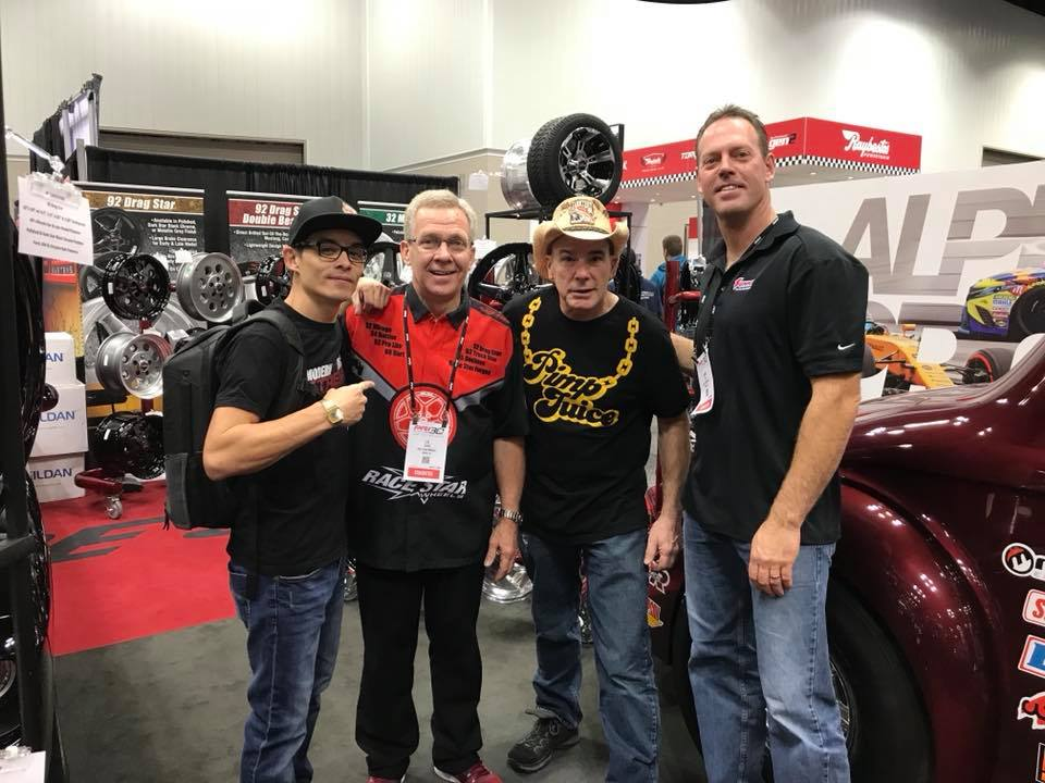Some serious industry players dropped by our PRI booth today! Not only multi-yea...