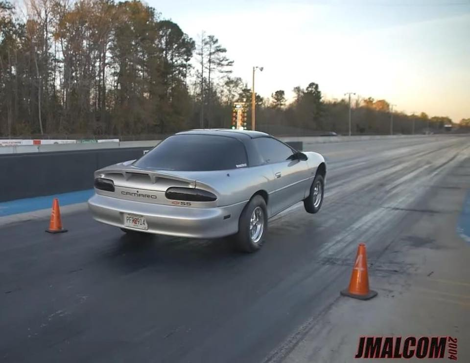 Check out this Camaro SS putting some Race Stars in the air!!   ________________...