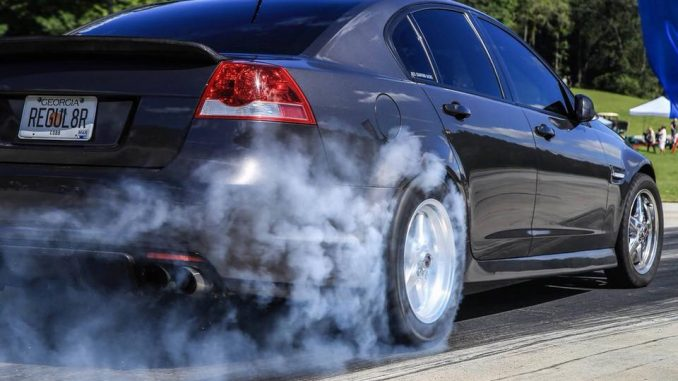 Smoke 'em if ya got 'em! #racestarwheels #racerschooseracestarwheels #pontiac #p...
