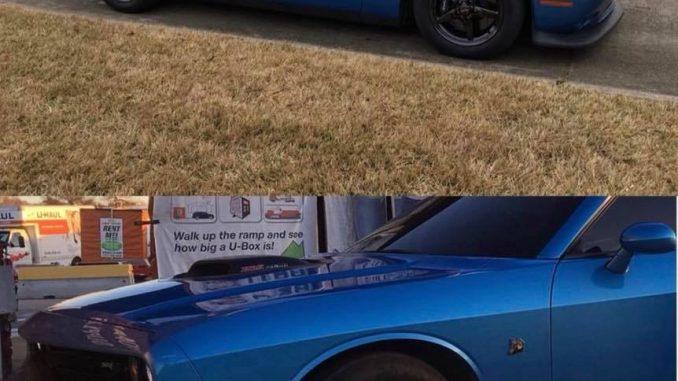 One SWEET Challenger rolling on Race Stars!  #racestarwheels #racerschooseracest...