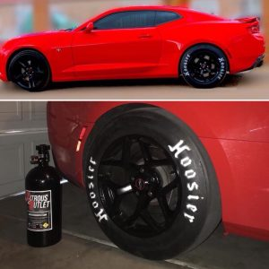Today we have a SWEET, Race Star Wheels Equipped, nitrous injected Camaro SS!  #...