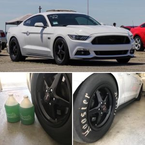 Who else uses their Race Star Wheels for their intended purpose? The owner of th...