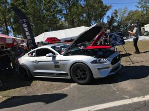 This is the FASTEST N/A 2018 Mustang in the world, with a best pass of 10.96...o...