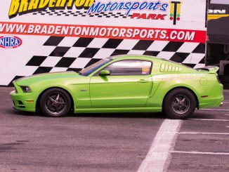 Congratulations to Carl Diblasi and his Team Power by the Hour Mustang for winni...