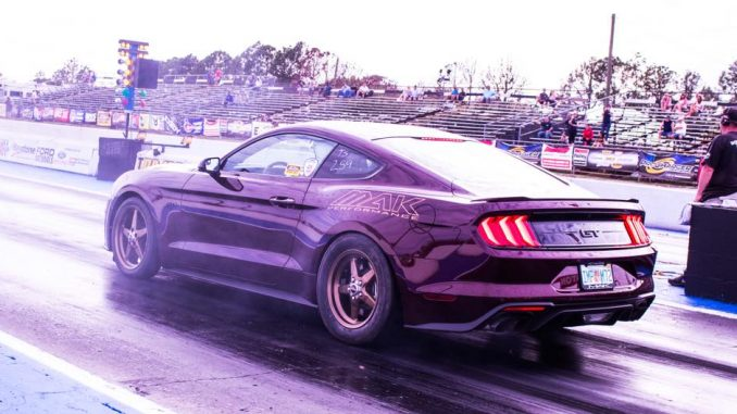 Check out MAK Performance's very own Willy Diaz and his KILLER 10-second running...