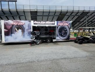 We're set up and ready to rock at the NMRA/NMCA All Star Nationals at the Atlant...