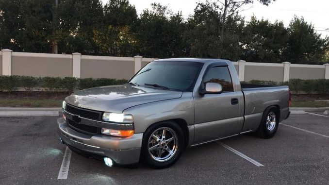 Check out this killer Silverado rocking a set of Race Stars from our friends at ...