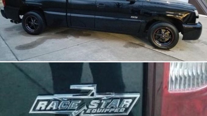 This is one BAD Silverado SS rocking a set of Truck Stars! Owner: Jason Stalcup ...