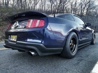 Wheel Wednesday!! Check out this beautiful, Race Star Wheels equipped Mustang!  ...