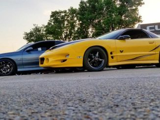 A couple of Pontiac's baddest hot rods rolling on Race Star Wheels! #racestarwhe...