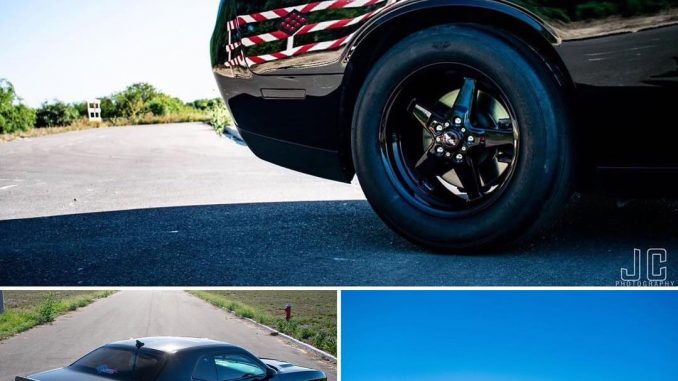 Check out this sweet Challenger rolling on Race Stars! #racestarwheels #dodgeoff...