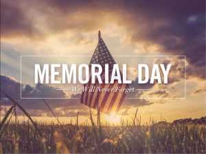 Have a Happy Memorial Day from your friends at Race Star Wheels! #MemorialDay #U...