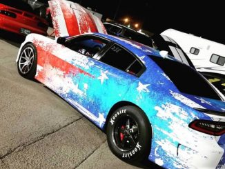 How about this Race Star Wheels equipped @dodgeofficial Charger owner by @sarge6...