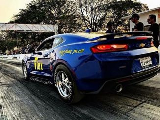 This is one BAD Camaro rolling on Race Stars!! #racestarwheels #racerschooserace...