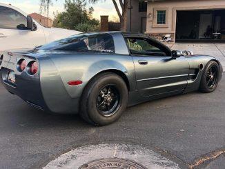 This is one nasty Race Star Wheels equipped C5 Vette! Owner: @farmvette #racesta...