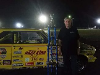 Congratulations to Jerry Franks on his win at the King of the Hill race!! #races...