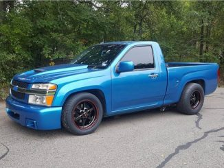 Check out this Race Star Wheels equipped BEAST!! #racestarwheels #chevycolorado ...