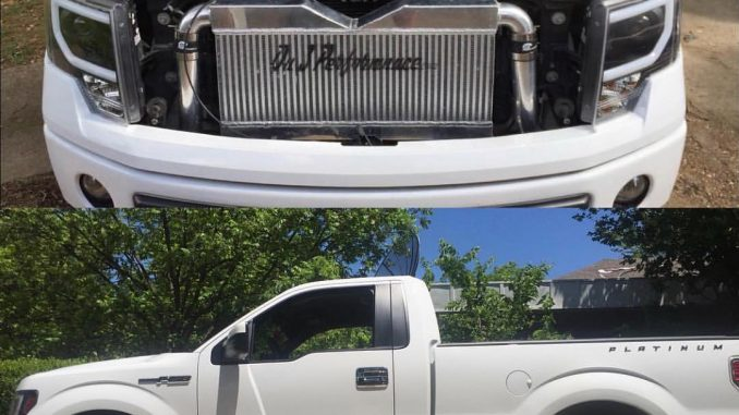 Twin Turbo, Coyote powered, full Platinum conversion F150 anyone?!? This killer ...
