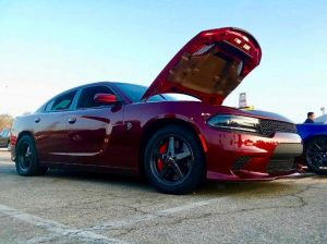 Check out this Hellcat Charger rolling on Race Stars! Owner: @syck_srt   . ...