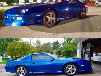 One sweet Gen 3 Camaro rocking the Race Stars! Owner: Les Olson  .  .  #racestar...