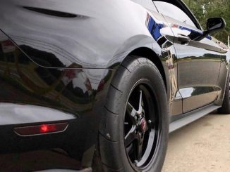 Got traction? @stangmodeofficial does! #racestarwheels #dragracing #mustang #s55...