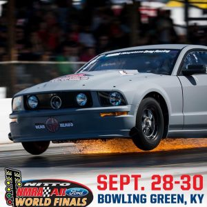 We're looking forward to seeing everyone this weekend at the @nmra_racing World ...