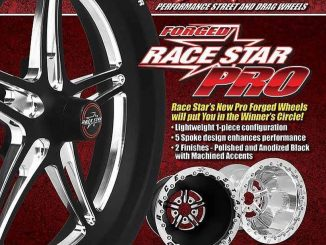 The brand new 2019 Race Star Wheels catalog is off to the printers! They will be...
