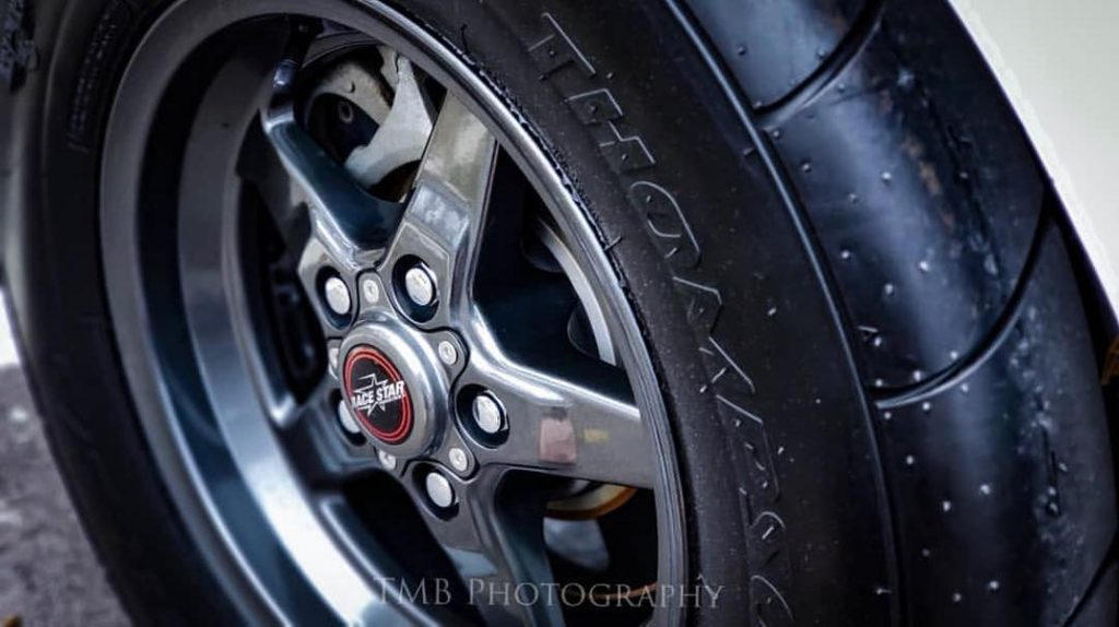 Perfect #wheelwednesday pic from @thatmustangbro : @tmb_photography #racestarwhe...