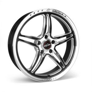 18x5  RSF-1 Pro Forged (Street and Strip)  GM  Clear Coat  01-850245MB