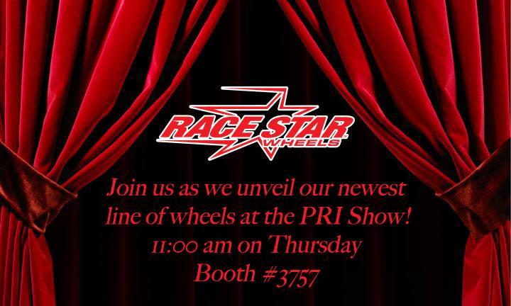 #racestarwheels #newwheels #PRIshow #PRIshow2018