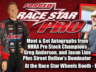 If you're headed to the Performance Racing Industry Show this week, be sure...