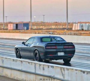 Sweet Challenger rolling down the track on Race Stars! Pic courtesy of @d7man850...