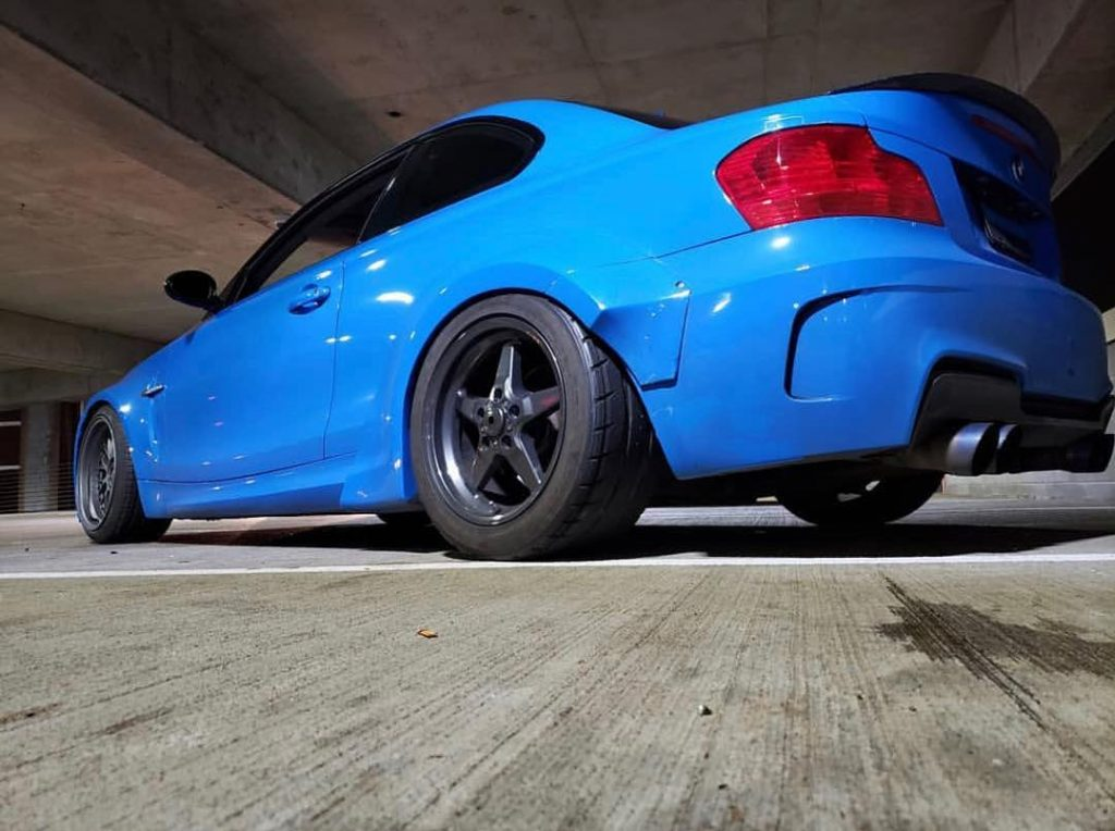 This isn't something you see everyday! An M2 rolling on Race Star Wheels! Owner:...