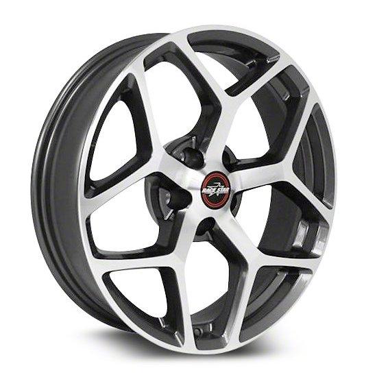 18x10.5  95 Recluse  Dodge  Metallic Gray  95-805453GP