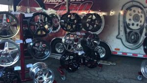 The NHRA #winternats are this weekend! We're here and set up! Come check out our...