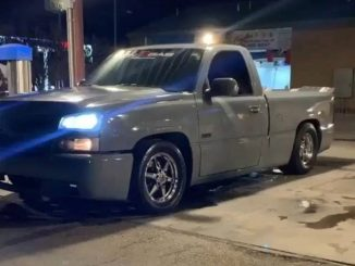 Watch out for this killer #racestarequipped Chevy Silverado!! Owner: @erik_dpt_5...