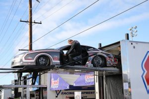 The KB Racing Summit Racing Equipment Chevrolet Pro Stock cars are coming out of...