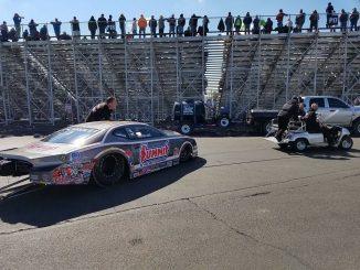 @jasonlineprostock headed to the line! #racestarwheels #kbracing #summitracing #...