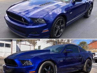 JS Deitz couldn't keep his Mustang GT California Special stock for long! Thank y...