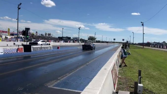 Kent Nine wins Round 2 and is headed to Round 3 here at the NMRA Spring Break Sh...