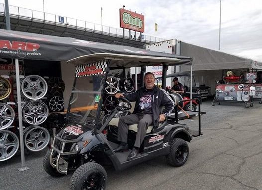 Our National Sales Director and drag racing wheel/tire expert, Greg Bennett, is ...